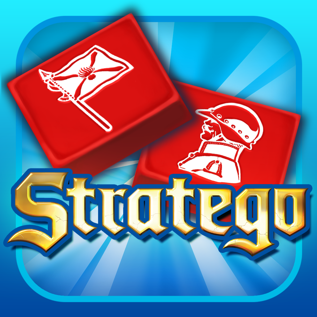 STRATEGO - Official strategy board game by Keesing Games BV icon