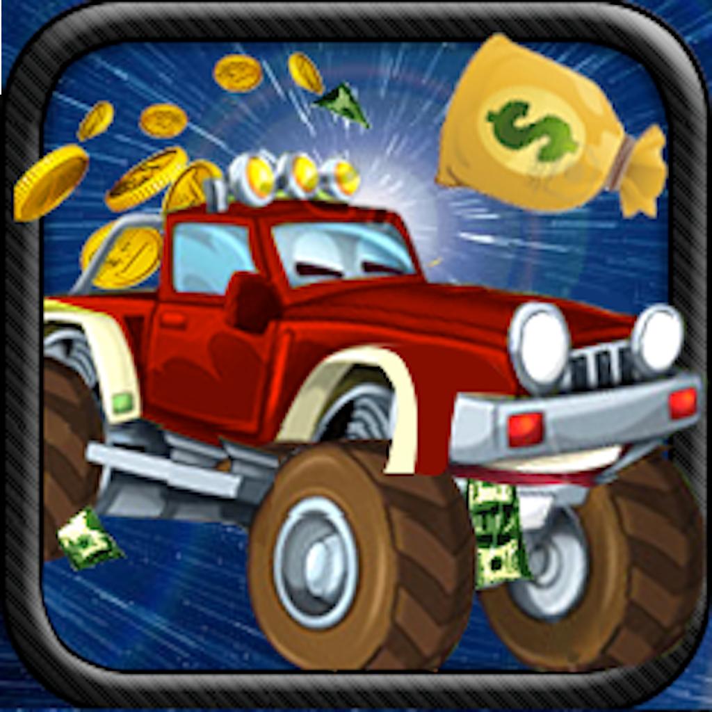 Monster Truck Robbery
