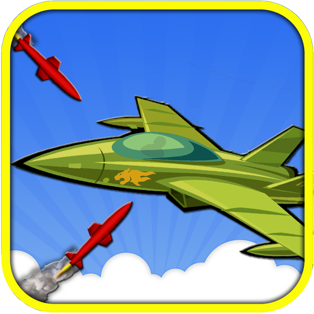 Aero Strike Flying Combat Game