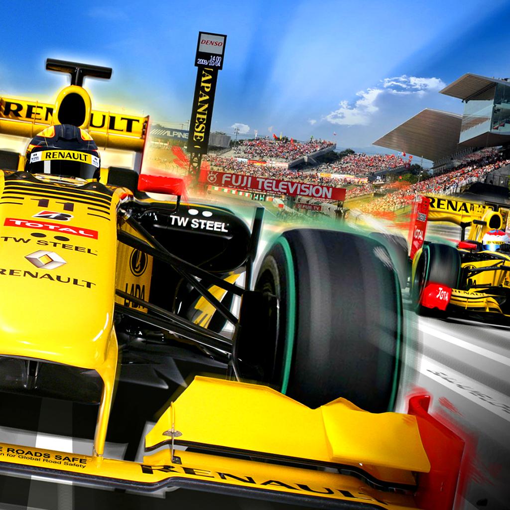 Dirt Formula Racing